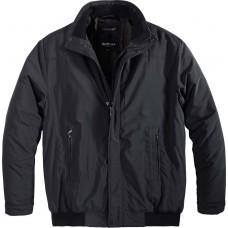 North 56°4 Black Short Casual Jacket XL To 8XL