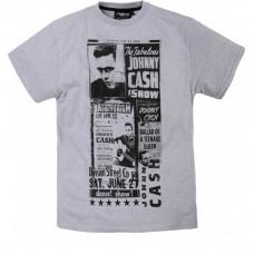 Replika Johnny Cash Tee Shirt