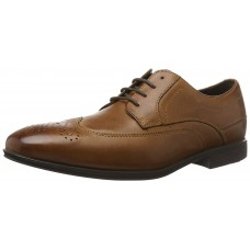 Rockport Style Connected Wingtip Derby