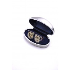 Eden Park - Tour Shield Cuff Links