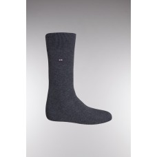 Eden Park - Plain Cotton Socks - Grey
