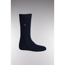 Eden Park - Plain Cotton Socks - Navy