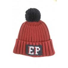 Eden Park - Knitted Beanie - Blood