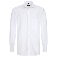Eterna Comfort Fit White Shirt