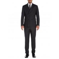Remus Uomo Charcoal Slim fit DB suit